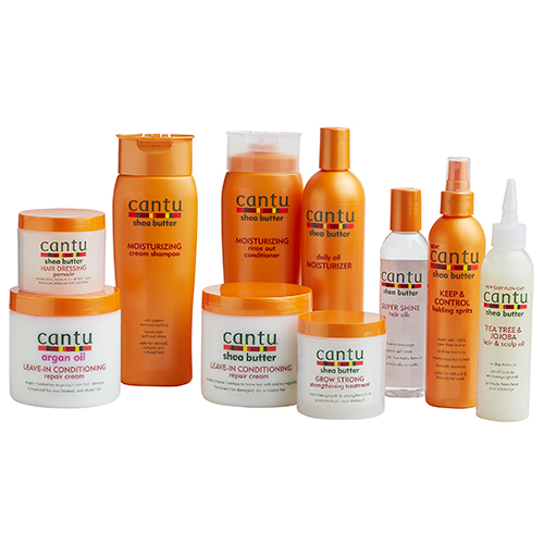 Cantu Shea Butter Products Natural Hair