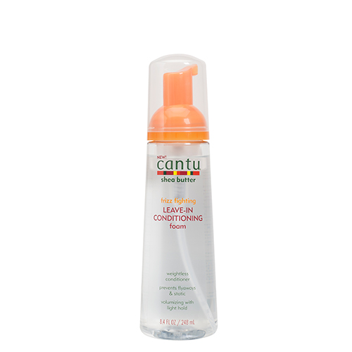 Cantu Frizz Fighting Leave-In Conditioning_Foam
