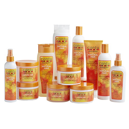 natural hair product collection